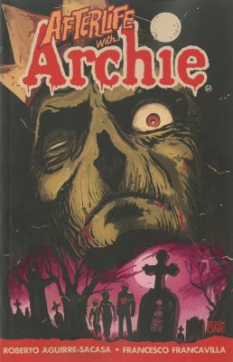 book cover for Afterlife with Archie