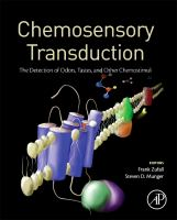 Chemosensory transduction : the detection of odors, tastes, and other chemostimuli / edited by Frank Zufall, Steven D. Munger.
