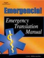 Emergencia! : emergency translation manual / Lisa de Hermandez.