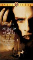 Interview with the vampire [videorecording] : the vampire chronicles / Geffen Pictures presents a Neil Jordan film ; screenplay by Anne Rice ; produced by Stephen Woolley and David Geffen ; directed by Neil Jordan.