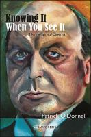 Knowing it when you see it : Henry James/cinema
