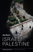 Israel/Palestine Fourth edition.