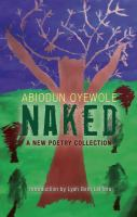 Naked : a new poetry collection