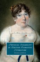 Physical disability in British romantic literature