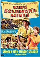 King Solomon's mines Standard format.