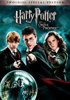 Harry Potter and the Order of the Phoenix [videorecording] / Warner Bros. Pictures ; Heyday Films ; Cool Music ; produced by David Barron, David Heyman ; screenplay by Michael Goldenberg ; directed by David Yates.