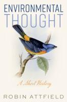 Environmental thought : a short history