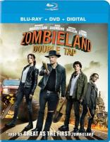 Zombieland, double tap Blu-ray and DVD, Widescreen.