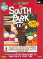 Christmas in South Park Standard format.