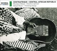Central African republic : gbaya music (thinking songs).