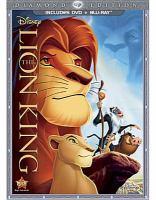 Lion king Diamond ed. ; Blu-ray+DVD.