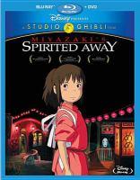 Spirited away Blu-ray + DVD edition.