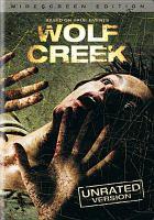 Wolf Creek Widescreen edition.
