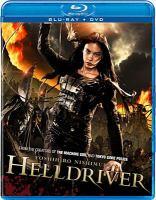 Helldriver Uncut director's ed., Blu-ray + DVD [ed.].