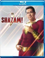 Shazam! Blu-ray and DVD, Widescreen.