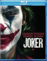Joker Blu-ray and DVD, Widescreen.