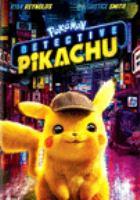 Pokémon Detective Pikachu Special edition.