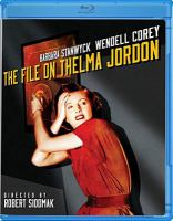 File on Thelma Jordon
