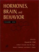 Hormones, brain, and behavior / edited by Donald W. Pfaff [and others].