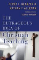 Outrageous idea of Christian teaching