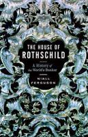 House of Rothschild First American edition.