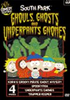 South Park ghouls, ghosts and underpants gnomes