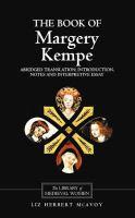 Book of Margery Kempe : an abridged translation / Liz Herbert McAvoy.