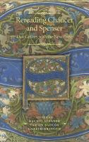 Rereading Chaucer and Spenser : Dan Geffrey with the new poete