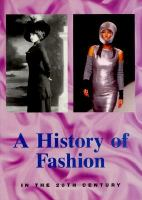History of fashion in the 20th century / by Gertrud Lehnert.