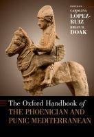 Oxford handbook of the Phoenician and Punic Mediterranean