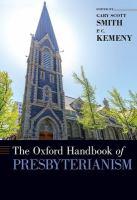 Oxford handbook of Presbyterianism