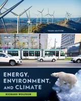 Energy, environment, and climate Third edition.