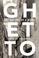 Ghetto : the history of a word
