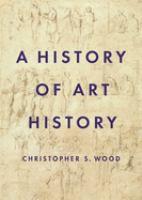 History of art history