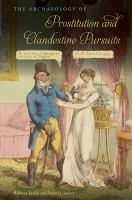 Archaeology of prostitution and clandestine pursuits