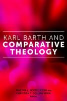 Karl Barth and comparative theology First edition.