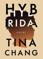 Hybrida : poems First edition.