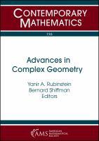 Advances in complex geometry