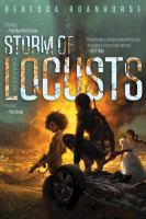 Storm of locusts First Saga Press hardcover edition.
