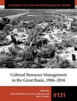 Cultural resource management in the Great Basin 1986-2016