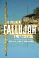 Sacking of Fallujah : a people's history