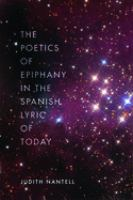 Poetics of epiphany in the Spanish lyric of today