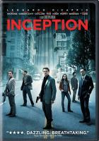Inception [videorecording] / Warner Bros. Pictures presents ; in association with Legendary Pictures ; a film by Christopher Nolan ; produced by Emma Thomas, Christopher Nolan ; written and directed by Christopher Nolan.