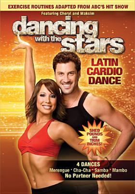 Dancing with the stars Latin cardio dance by