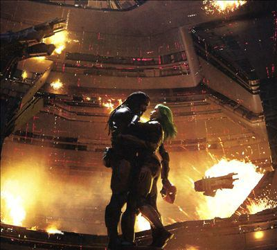 The unheavenly creatures by Coheed and Cambria (Musical group),