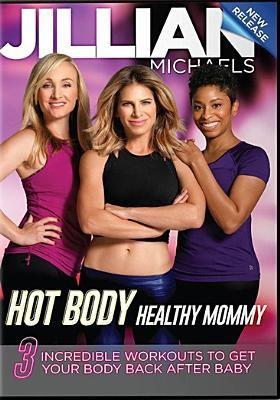 Jillian Michaels.   Hot body healthy mommy