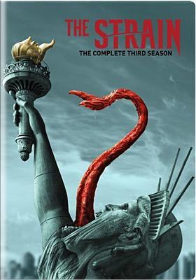 The strain.  Disc 3 Season 3,
