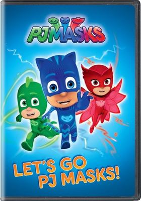 PJ Masks.   Let's go PJ Masks!