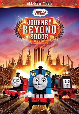 Thomas & friends. Journey beyond Sodor : the movie