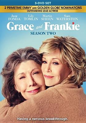 Grace and Frankie.  Disc 3 Season 2,